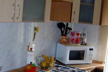 Panelházi kicsi konyha